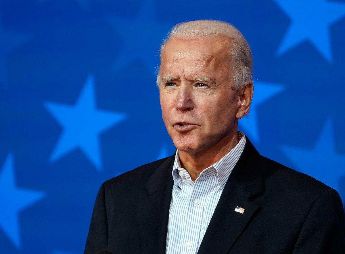"""Video: Biden se mantiene confiado en los resultados e insiste en que """"se debe contar cada boleta"""""""