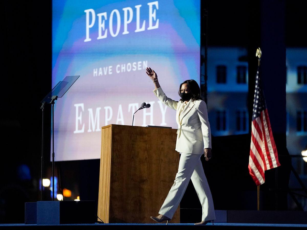 Kamala Harris: El impacto social y emocional para los más jóvenes con la primera vicepresidenta
