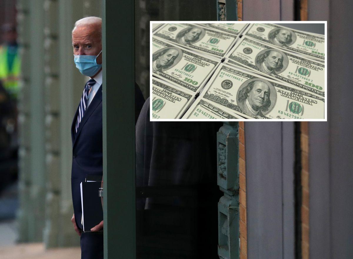 Biden dice que muchas personas necesitan ayuda económica ahora mismo. El Congreso sigue negociando