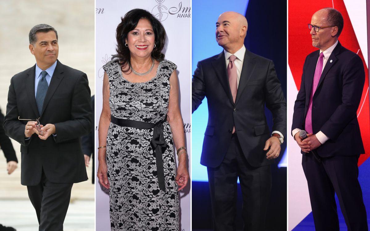 """Biden tiene una larga lista de """"latinos excepcionalmente calificados"""" para incluir en su gobierno"""