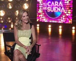 Chantal Andere explica por qué participar en'Tu Cara Me Suena' el cambió la vida