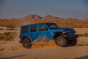 El Jeep Wrangler más poderoso de la historia: Rubicon 392 con motor V-8 de 470 caballos
