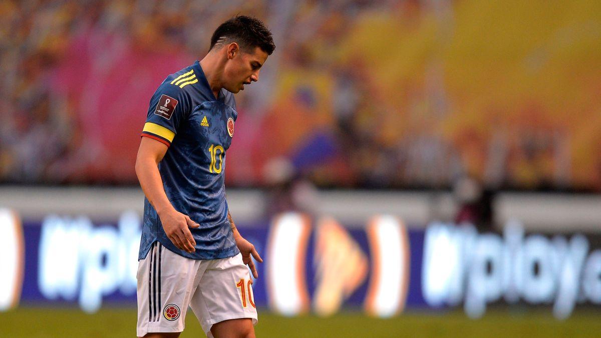 Ecuador humilla a Colombia con goleada 6-1