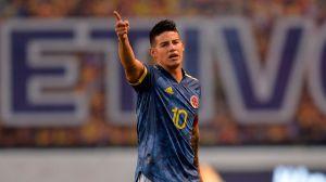 ¡Reportan que James Rodríguez llegó a los golpes con compañeros de Colombia
