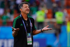 Juan Carlos Osorio podría regresar a trabajar a México