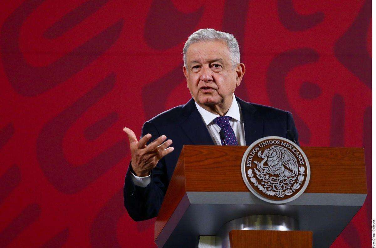 """""""Es un acto de heroísmo"""", así califica AMLO el trabajo de mexicanos en Estados Unidos"""