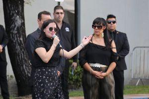 Marysol Sosa desconoce por qué José José no incluyo a Sarita en su testamento