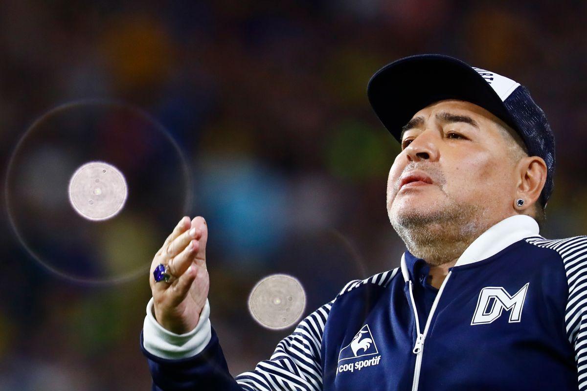 Le daban alcohol y marihuana: surgen nuevas revelaciones en la muerte de Diego Armando Maradona