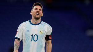 Messi y la selección Argentina serán vacunados contra la COVID-19