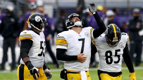 Pittsburgh Steelers invito