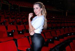 Por una buena causa, Andrea Escalona venderá la lujosa colección de zapatos de Magda Rodríguez