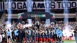 Rayados gana la Copa MX para hacer un triplete, algo que sólo Cruz Azul había hecho