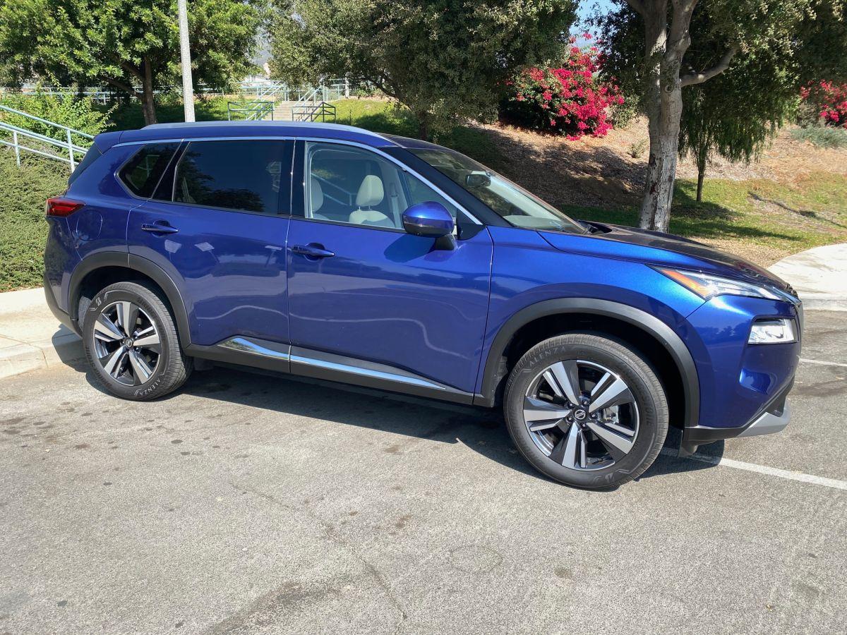 Nissan Rogue 2021: cuando las apariencias no engañan