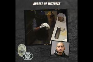 Entró a robar a un restaurante de California y terminó horneando una pizza antes de huir