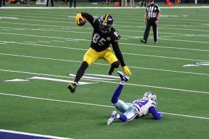 Los Steelers hunden a los Cowboys y llegan a 8 partidos invictos