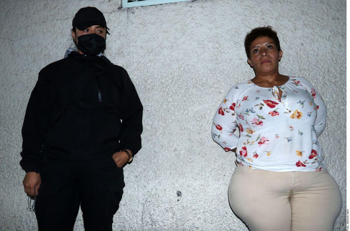 VIDEO: La Big Mama o la Chofis, peligrosa mujer narco es detenida… otra vez | La Opinión