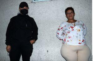 VIDEO: La Big Mama o la Chofis, peligrosa mujer narco es detenida... otra vez