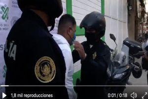 VIDEO: Imágenes de sospechosos de torturar y descuartizar a 2 niños indígenas