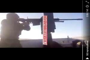 VIDEO: Narco graba balacera entre sicarios de Caro Quintero y Cártel de Sinaloa