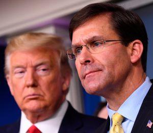 Trump despide a su secretario de Defensa, que se negó a usar las tropas contra protestas antiracistas