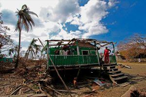 Al menos 26 personas han muerto en Centroamérica a causa del huracán Iota