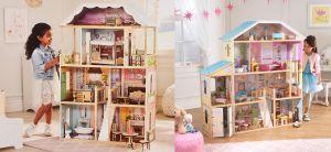 Las 5 mejores casas de muñecas que tu hija amará recibir en Navidad