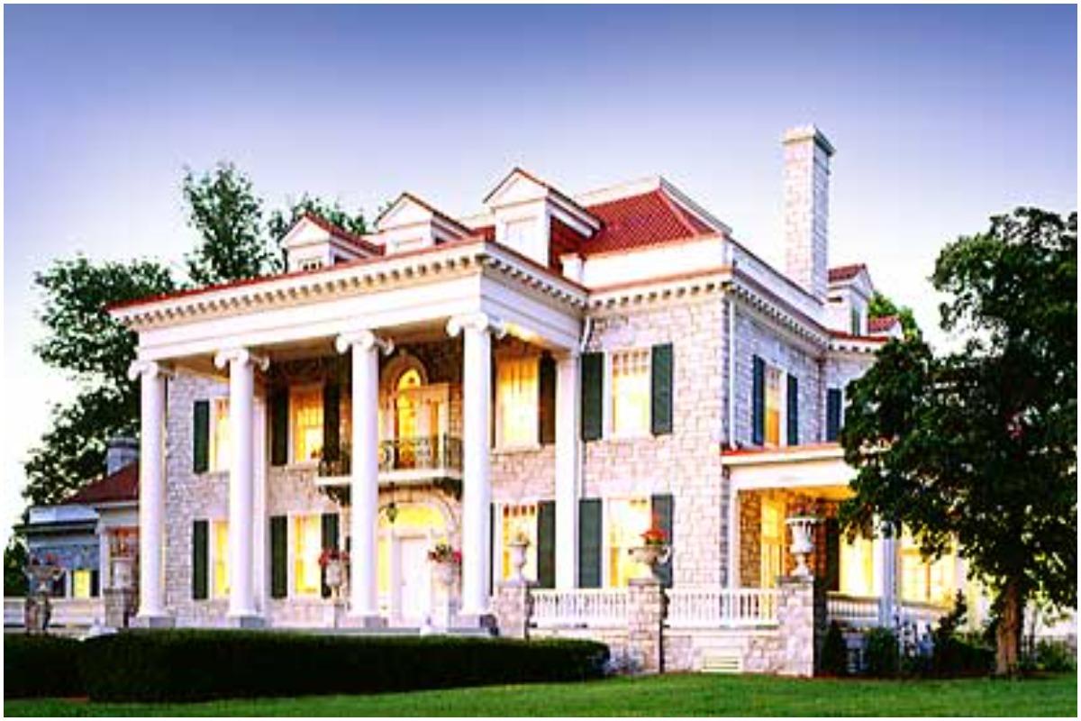 Te llevamos a conocer por dentro la dulce mansión del creador de los chocolates Hershey