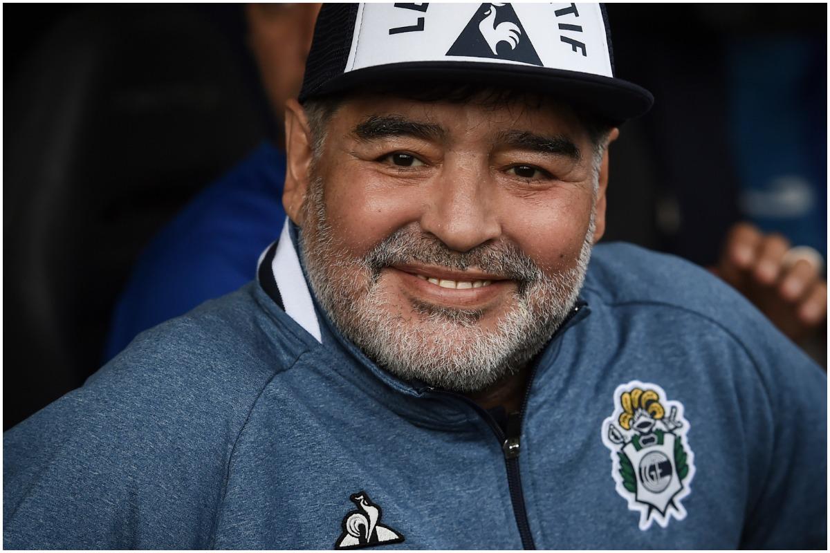 """Exesposa de Maradona denuncia que el exfutbolista estaba """"secuestrado"""" por su abogado"""