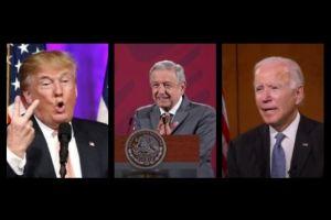 ¿Trump o Biden? Lo que dice AMLO sobre las elecciones en EE.UU.