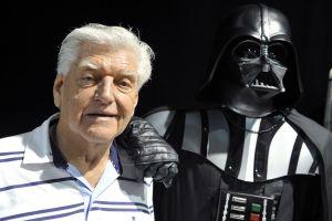 """Fallece David Prowse, el inolvidable Darth Vader de la saga de """"Star Wars"""""""
