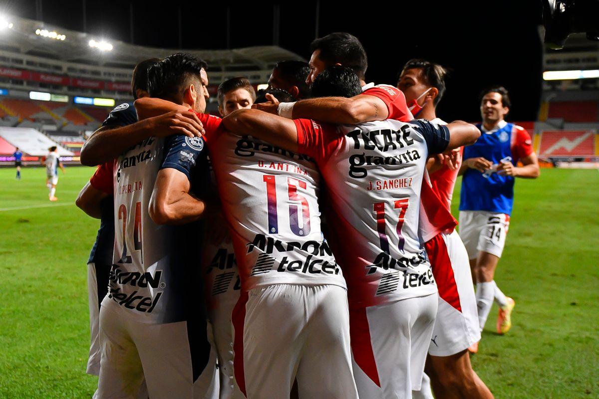 Chivas vs. Necaxa: Horario y dónde ver el partido de Repechaje del Rebaño en Estados Unidos