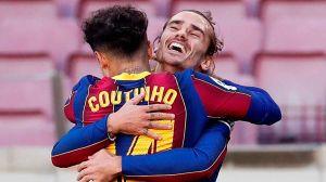 El Barça vence y convence: el equipo azulgrana goleó al Osasuna en un emotivo partido