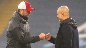 Klopp vs. Guardiola: el partidazo entre los mejores entrenadores del mundo terminó igualado