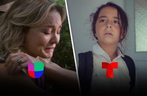 Telemundo vs Univision: 'Todo Por Mi Hija' derrumba a Angelique Boyer y su 'Imperio de Mentiras'