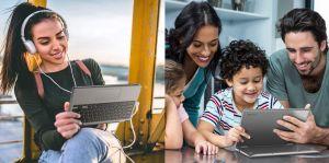 Las 5 mejores laptops convertibles que puedes encontrar en Amazon