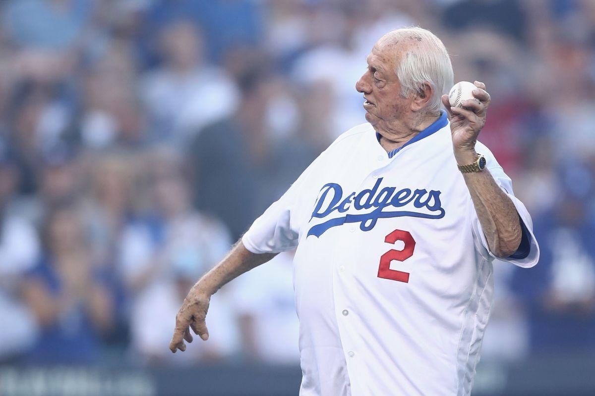 La leyenda de los Dodgers está muy grave: Tom Lasorda, internado en cuidados intensivos