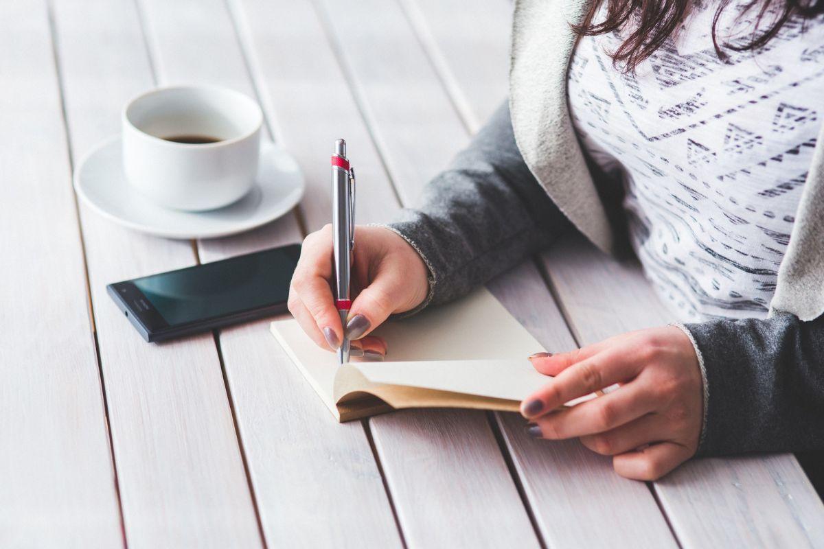 Hacer una lista de deseos puede ayudarte a cumplirlos.