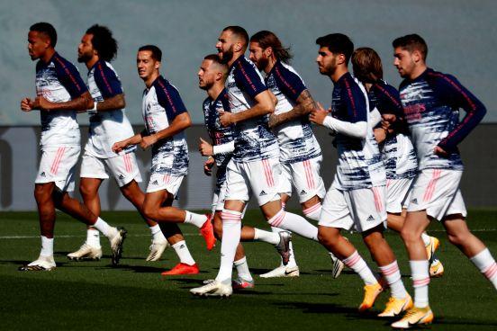 El Real Madrid tendría al menos una baja más para enfrentar al Inter de MIlán.