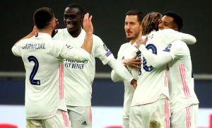 Un Real Madrid mermado sorprendió y eliminó al Inter de Milán de la Champions League