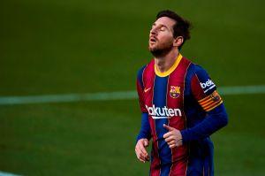"""Tarjeta Roja: Leo Messi en su peor momento: ¿qué le está pasando a """"La Pulga""""?"""