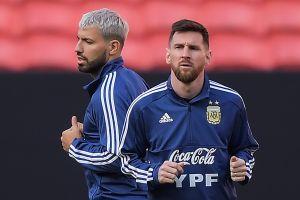 """Explotó Agüero: """"No le insistiré a Messi para que juegue en el Barcelona, él ya está grande"""""""
