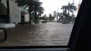 Las impactantes imágenes de la ciudad de Miami inundada tras el paso de la tormenta Eta