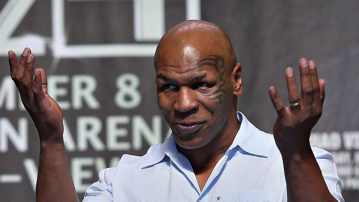 Mike Tyson afirmó que tratará de buscarle un contrincante a Logan Paul.