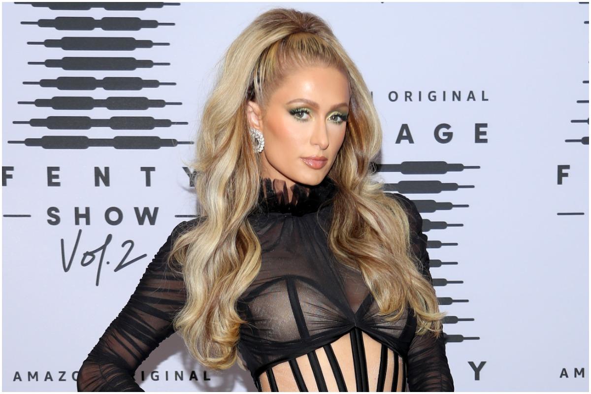 Paris Hilton decidió transformar su exclusiva mansión de Los Ángeles.