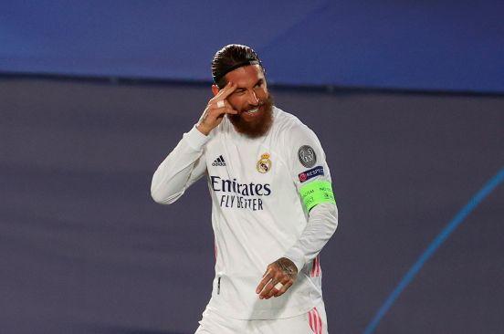 Sergio Ramos, el capitán merengue sigue escribiendo su nombre en los libros del club.