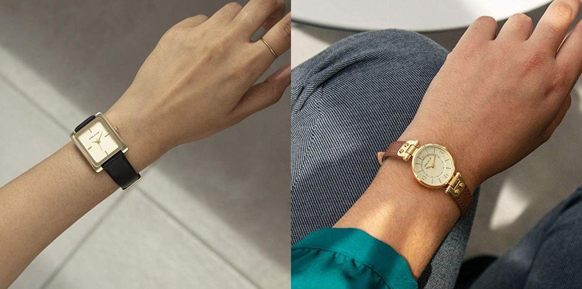 Los 5 mejores relojes con correa de cuero para que te duren por mucho tiempo