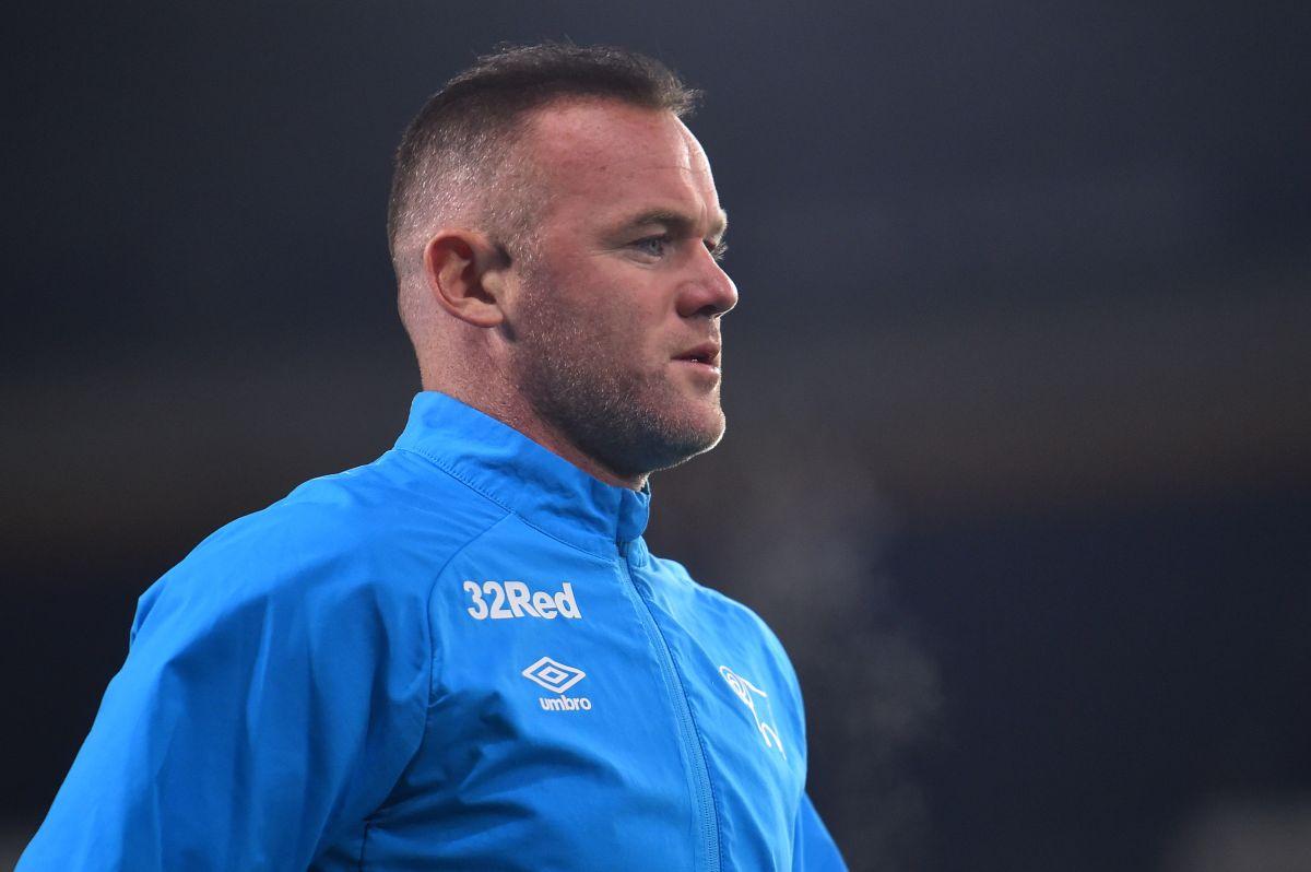 """El nuevo reto de Wayne Rooney: el """"Bad Boy"""" jugará en el Derby County… y también será el entrenador"""