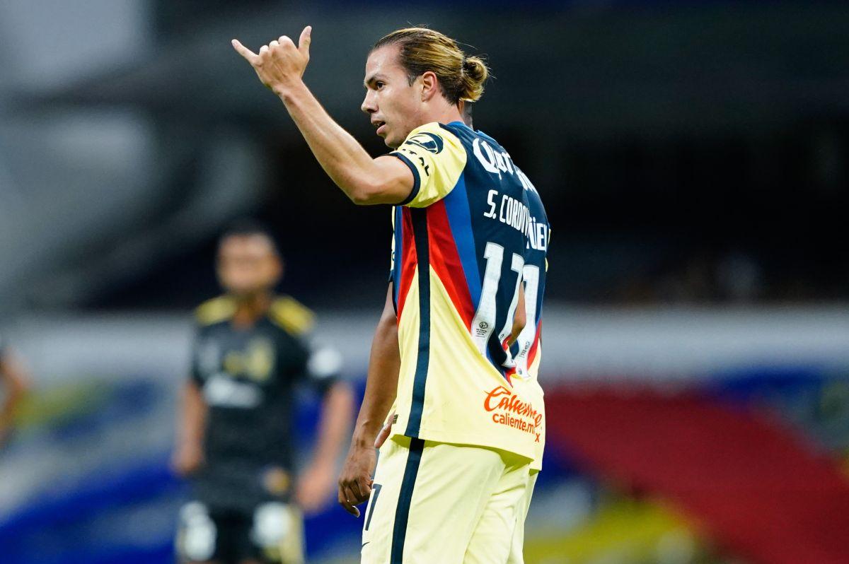 Sebastián Córdova muestra su deseo de jugar en Europa el próximo año