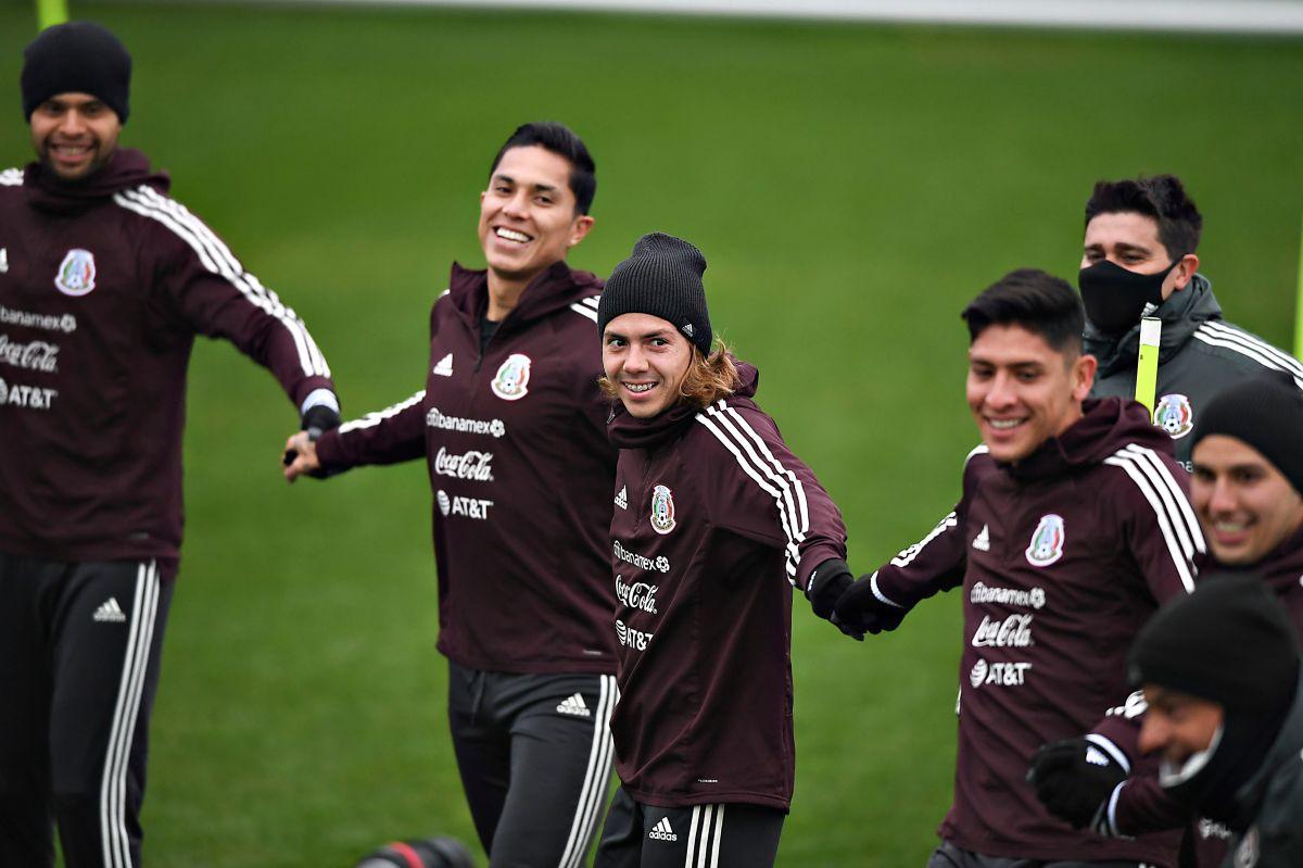 No hay positivos por coronavirus en la Selección Mexicana luego de la Fecha FIFA
