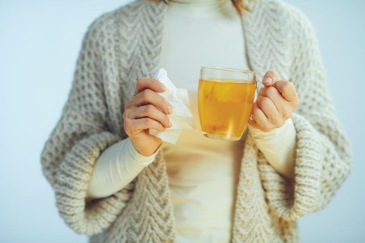 Los 3 mejores tés que alivian la congestión nasal